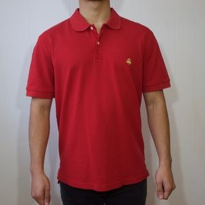 Brooks Brothers Red Polo